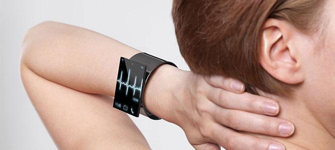 Une montre qui détecte les crises cardiaques Iwatch
