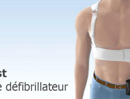 LifeVest : la veste défibrillateur