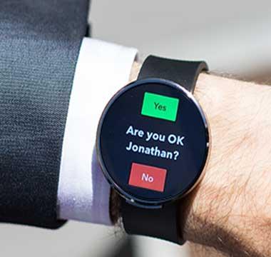 Ibeat la smartwatch qui détecte les arrêts cardiaque