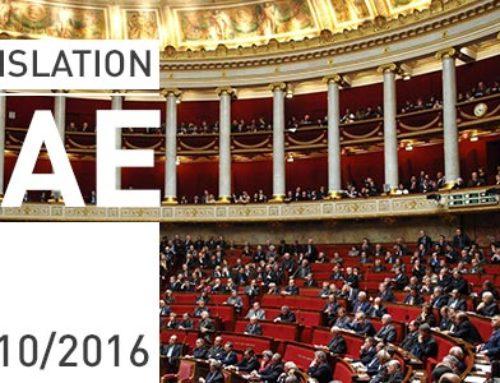 Le défibrillateur est obligatoire : proposition de loi adoptée à l'Assemblée nationale (13 octobre 2016)