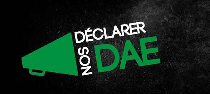 Déclaration défibrillateur : Comment et ou déclarer un DAE ?