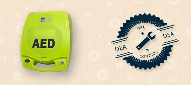 Maintenance défibrillateurs ZOLL AED PLUS