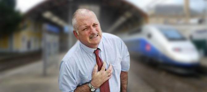 Arrêts cardiaques : les lieux plus à risque