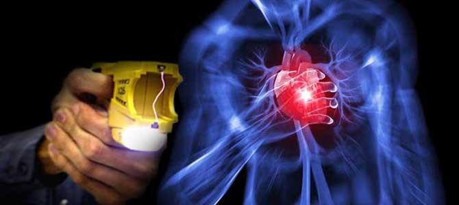 Défibriller avec un taser : peut on utiliser un taser comme défibrillateur ?